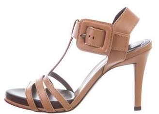 Roger Vivier Sorcier Leather Sandals w/ Tags Brown Sorcier Leather Sandals w/ Tags