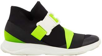 Christopher Kane Black Rubber Trainers