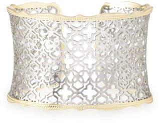 Kendra Scott Candice Mixed Metal Cuff Bracelet