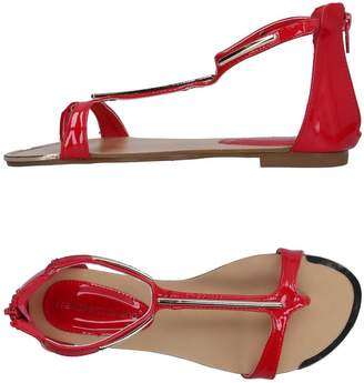 Francesco Milano Toe strap sandals