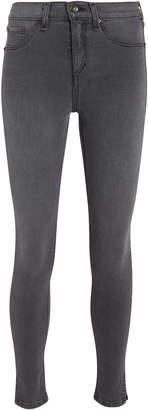 Rag & Bone Grey Capri Jeans