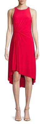 Adrianna Papell Sleeveless Ruched Dress
