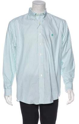 Brooks Brothers Striped Dress Shirt w/ Tags