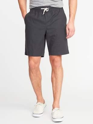 Old Navy Built-In Flex Drawstring Jogger Shorts for Men - 9-inch inseam