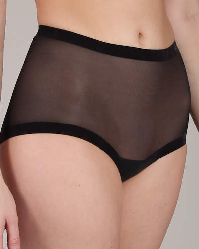 Wolford Tulle Control Panty