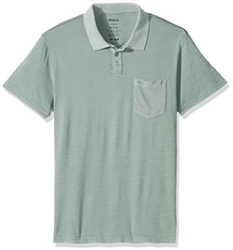 RVCA Men's PTC Pigment Polo Shirt