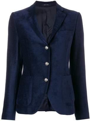 Tagliatore classic fitted blazer