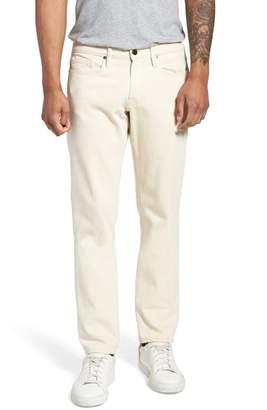 Frame L'Homme Slim Fit Jeans (Oat)