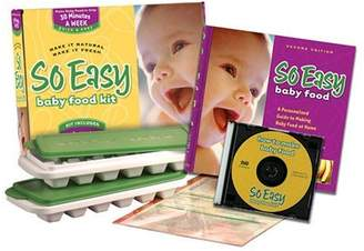 Fresh Baby So Easy Baby Food Kit by