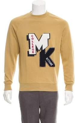 MAISON KITSUNÉ 2016 College Logo Sweatshirt