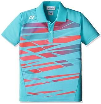 Yonex (ヨネックス) - (ヨネックス) YONEX テニス・バトミントンウェア ポロシャツ 10174J [ジュニア] 10174J 750 エメラルドグリーン J120