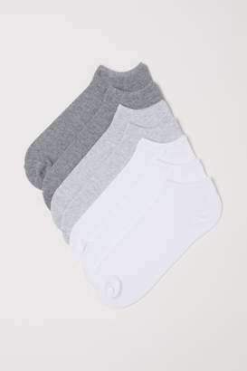 H&M 7-pack Liner Socks - White