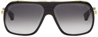Dita Black and Gold Endurance 79 Sunglasses