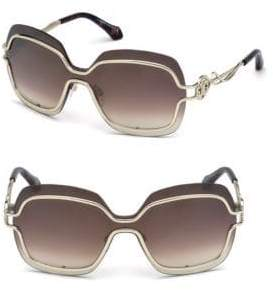Roberto Cavalli 135MM Oversized Square Glasses