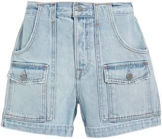 GRLFRND Chloe Cargo Shorts
