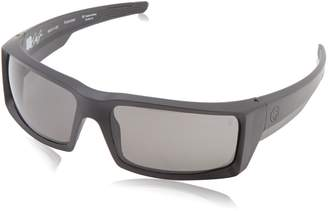 SPY Optics General Matte Wrap Polarized Sunglasses