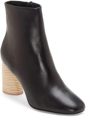 Mercedes Castillo Tomara Leather Zip Booties