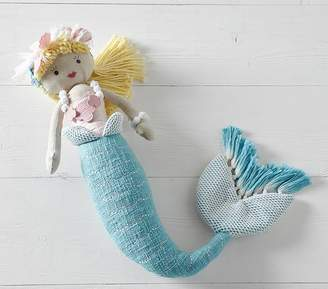 Pottery Barn Kids Nautical Mermaid Plush