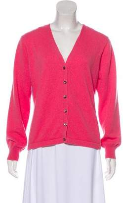 Saks Fifth Avenue Cashmere Knit Cardigan