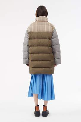 3.1 Phillip Lim Reversible Oversized Down Puffer Coat