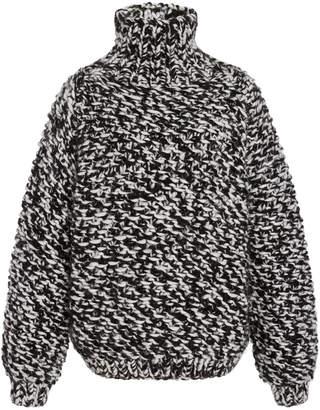 I Love Mr. Mittens Pearl Turtleneck Sweater