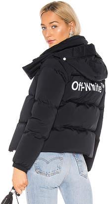 Off-White Down Jacket