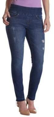 Jag Nora Skinny-Fit Five-Pocket Jeans
