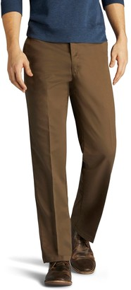 Lee Men's Total Freedom Straight-Fit Comfort Stretch Pants