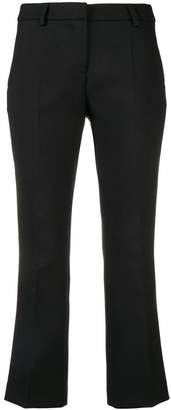 Semi-Couture Semicouture cropped tailored trousers