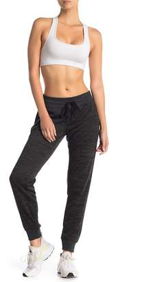 Andrew Marc Heathered Knit Jogger Pants