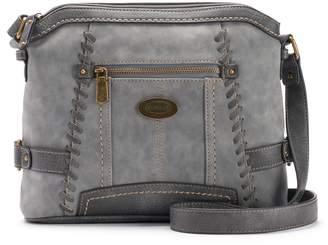 Oakley Concept Whipstitch Crossbody Bag