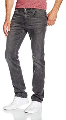 BOSS Green Men's C-DELAWARE1 Jeans, Black, W32/L34