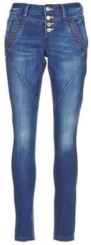 Cream BAILEY women's Jeans in Blue