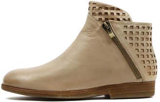 Django & Juliette Asha Latte Boots Womens Shoes Casual Ankle Boots