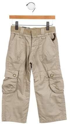 Boys' Cargo Straight-Leg Pants w/ Tags