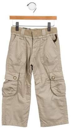 Ikks Boys' Cargo Straight-Leg Pants w/ Tags