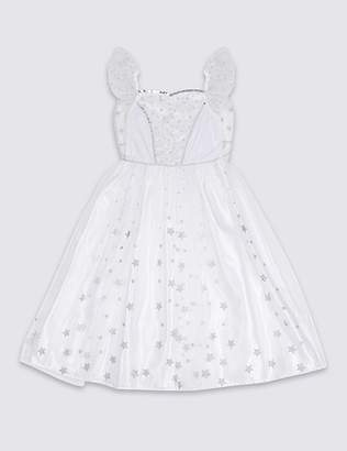 Marks and Spencer Kids' Sequin Angel Dress Up