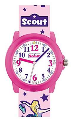 Scout Girls Analogue Quartz Watch with PU Strap 280305033