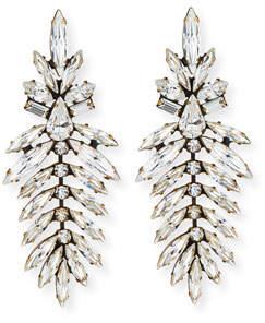 Marquis Auden Emerson Crystal Drop Earrings