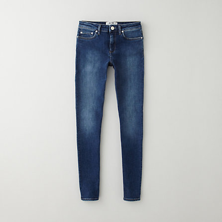 Acne Studios skin 5 jean - used blue