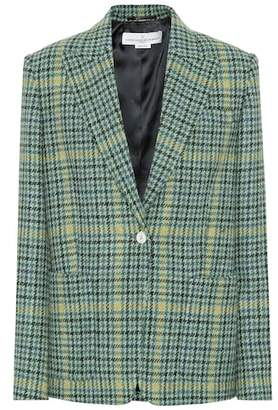 Golden Goose Checked wool blazer
