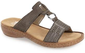 Rieker Antistress 'Regina' Slide Sandal