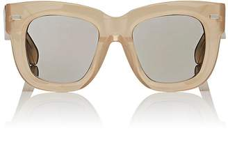 Acne Studios WOMEN'S LIBRARY METAL LARGE SUNGLASSES