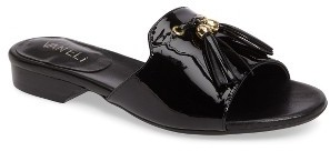 Women's Vaneli Blizzi Slide Sandal $119.95 thestylecure.com