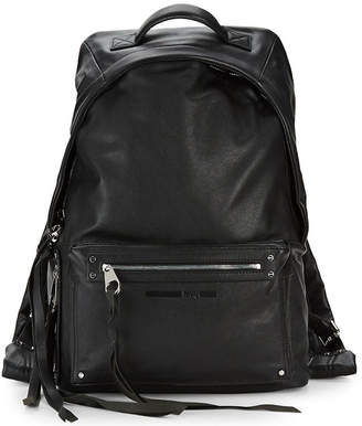 McQ Classic Leather Backpack