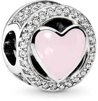 Pandora Pink Wonderful Love Charm