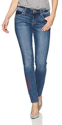 Joe's Jeans Women's Smith Midrise Straight Ankle