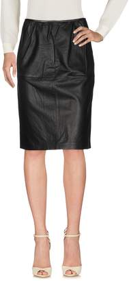 Vanessa Bruno Knee length skirts - Item 35366994RR