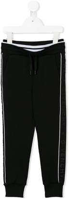 Givenchy Kids striped detailing sweatpants