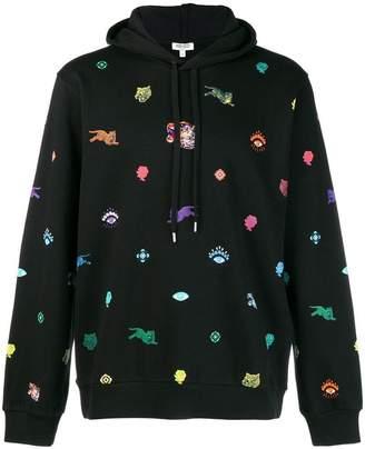 Kenzo Go Tigers Capsule hoodie